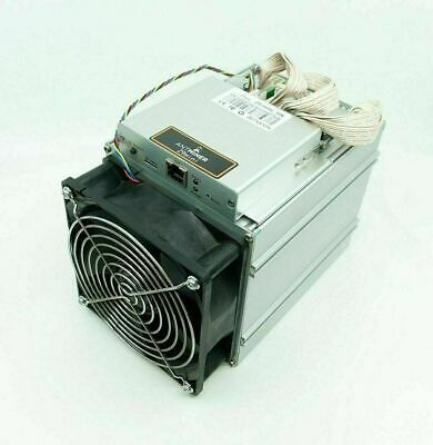 LOT of 4 - Bitmain Antminer Z9 MINI - 10K SOL Equihash Miner ZEC ZEN Mining