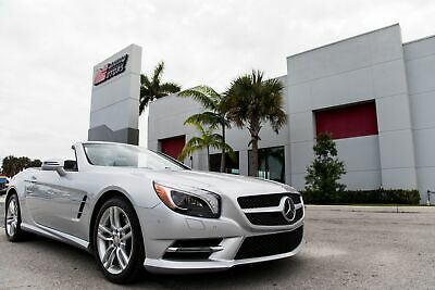 2015 Mercedes-Benz SL-Class SL 400 2015 SL400 - PREM PKG - DRIVER ASSISTANCE PKG - BACKUP CAM - ACTIVE PARKING
