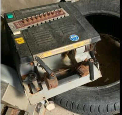 2 X KEY CUTTING MACHINES. Mortice And Cylinder. Used.