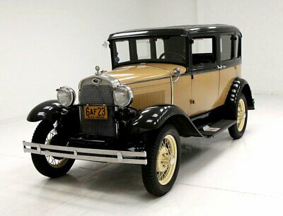 1930 Ford Model A  Nice Mohair Interior/Mainly Shiny Exterior Paint/Mechanically Sound