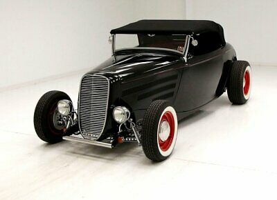 1934 Ford 40 Roadster Well Built/350ci Crate Motor/Chromed Suspension/Leather two tone Interior