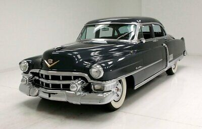 1953 Cadillac Fleetwood Sedan 26K Original Miles/Factory Style Air Conditioning/Luxurious Interior
