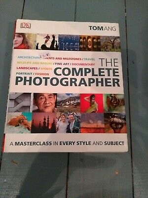 The Complete photographer Tom Ang.