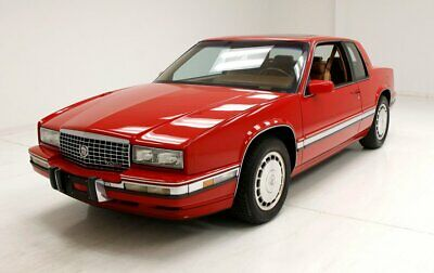 1991 Cadillac Eldorado Touring Coupe  13,982 Original Miles/Straight Steel/Beechwood Leather Interior/Astro Roof