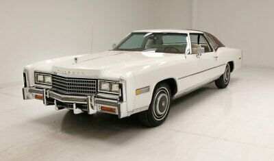 1978 Cadillac Eldorado  56K Original Miles/2 Owners/Garaged All Its Life/Recent Once Over