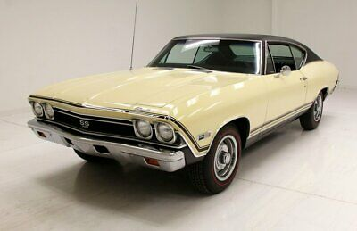 1968 Chevrolet Chevelle SS  46K Actual Miles/Numbers Matching 396ci V8/Great Color Combo/Like New Interior