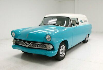 1955 Mercury Meteor Sedan Delivery Airbrushed Exterior/Custom Leather and Suede/Awesome Get Up N Go!