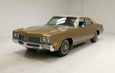 1970 Oldsmobile Delta 88  Burnished Gold Exterior/Vinyl Top/Original Interior/350ci Rocket V8
