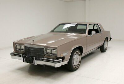 1984 Cadillac Eldorado  2 Owners From New/Fuel Injected V8/Brown Velour Seats/Rides Like A Dream