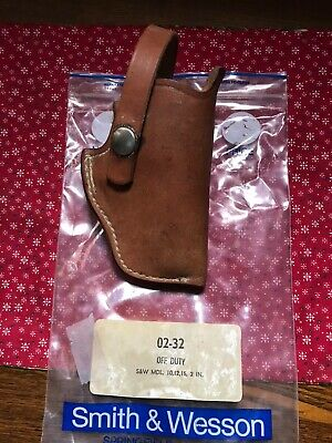 """NOS Smith & Wesson holster 02-32 Off Duty 2""""-FREE SHIPPING"""