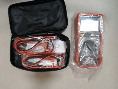 Multimeter, Exwell Digital Multimeter with Two Sets Multimeter Test Leads, 7.3x3