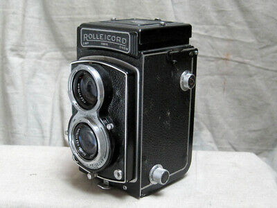 Rolleicord III TLR Camera, Works Great