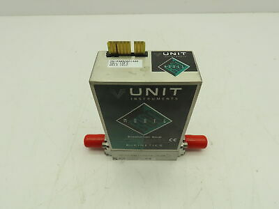 Unit Instruments UFC-8100 Mass Flow Controller 50 SCCM