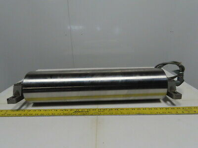 "25-3/4"" Wide 6-1/2"" 480V Power Conveyor Drum Roller"