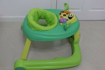 Chicco Baby Walker 123 Activity 3 in 1 System