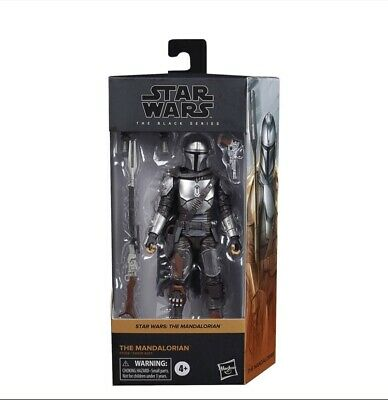 Star Wars The Black Series The Mandalorian In Beskar Pre-Order