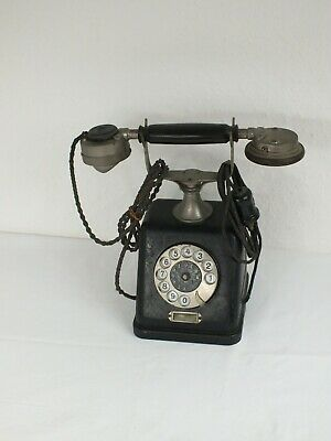 Altes Telefon um 1920/30 Originalzustand RAR