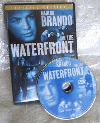 On the Waterfront  Marlo Brando *Special Edition* DVD Video Movie