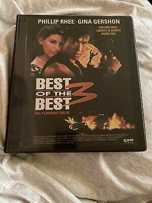 Best Of The Best 3 (1994) VHS Promo Copy + Grdi Runners - See Pics