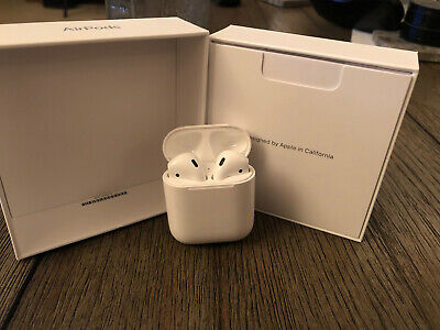 Apple AirPods (1st Gen) w/ Original Packaging !! Barely Used !!!