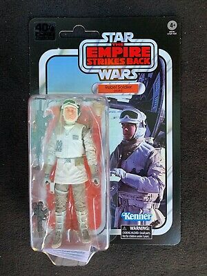 New! Star Wars Black Series The Empire Strikes Back Rebel Soldier (Hoth)