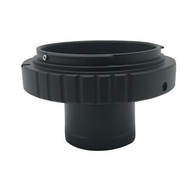 1.25 Inch For Telescope Microscope T Ring Mount Adapter Set Camera Accessories