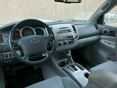 Tacoma Toyota Driver/Steering NoAudio Airbag 05-06-07-08-09-10-11 CHARCOAL BLACK