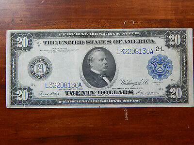 1914 $10 FR. 1011b Federal Reserve Note San Fransisco VF++/XF, Nice Note!