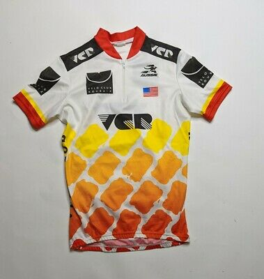 Aussie Velo Club Roubaix Cycling Jersey size small