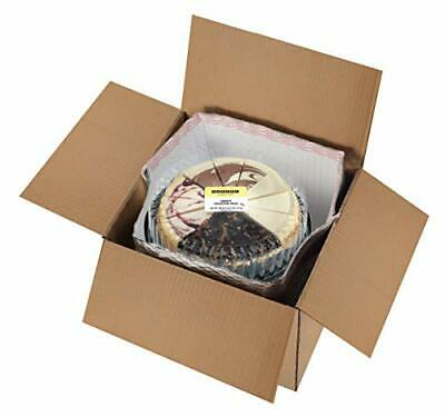 25 Pack Foil Insulated Box Liners 6 x 6 x 6 Thermal Box. Bottom Gusseted Box ...