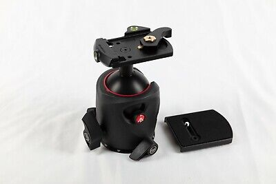 Manfrotto 057 Magnesium Ball Head Release with RC4 Quick