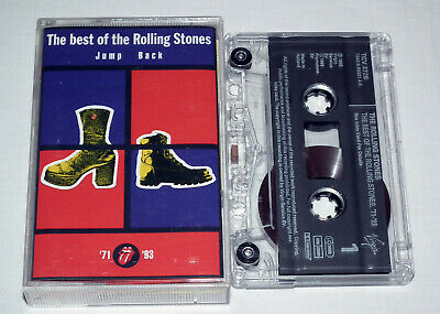Cassette The Best Of The Rolling Stones - Jump Back