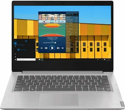 "Lenovo Ideapad S145-14AST 14"" HD Laptop AMD A4-9125 4GB 128GB Windows 10"