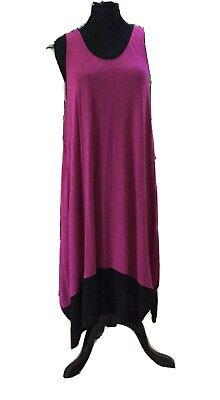 Simply Vera Vera Wang Women's Handkerchief Chemise Nightgown Women's Size XL