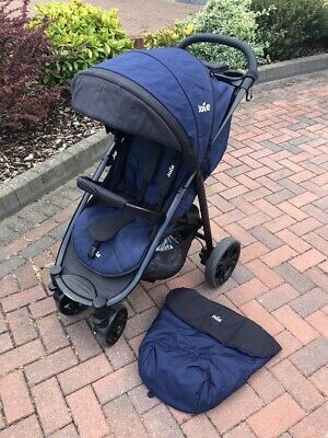 Blue Joie Litetrax 4 Stroller Pushchair