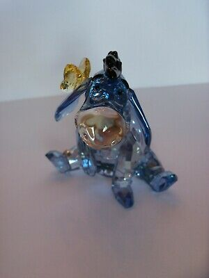 SWAROVSKI DISNEY EEYORE 1142842 (Poohs Friend), MINT