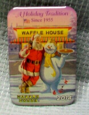Waffle House 2014 ( A Holiday Tradition Pin
