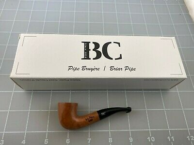 Judd's NEW Butz Choquin BC Baby Natural Briar Pipe in Box