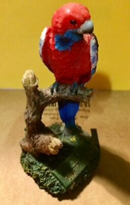 Parrot Resin Ornament from O'Reillys, South East Queensland