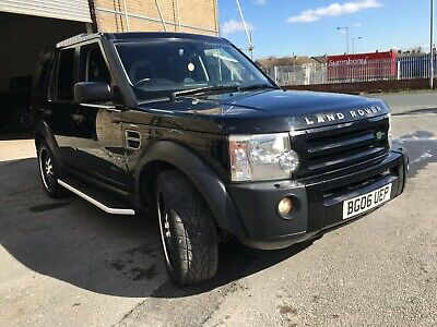 2006 Land Rover Discovery 3 4.4 V8 Lpg Gas Conversion.