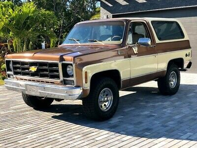 1979 Chevrolet Blazer 2dr 4WD 1979 Chevrolet Blazer 2dr 4WD 25,439 NO RUST 5.7L V8 Automatic 2 OWNER