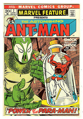 Marvel Feature 7   Ant-Man