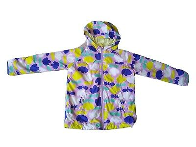 Girls Summer Showerproof Jacket From Mini Boden Age 7-8 Years