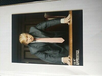 "Apprentice 2005, ""The Donald"" #1 Card, rare card"