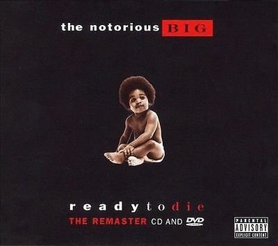 Ready to Die: The Remaster [2006] [PA] [Remaster] by The Notorious B.I.G. (CD, …