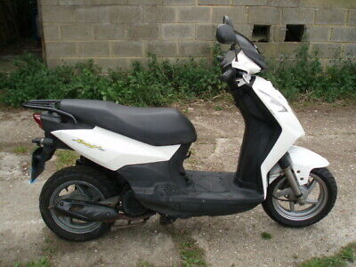 Sym Symply 125Cc Automatic Scooter