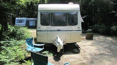 Bailey Ranger 1999 380/2 2berth caravan with Motor mover and Awning.