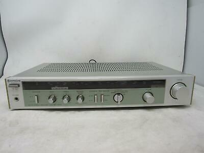 Vintage HITACHI SR-1900 Am/Fm Stereo Receiver Works Great! Free Shipping!