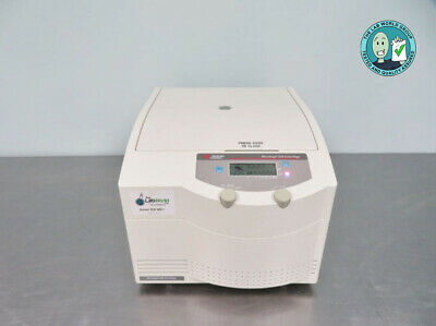 Beckman Coulter Microfuge 22R Refrigerated Centrifuge with Warranty SEE VIDEO