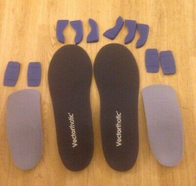 VECTORTHOTIC SHELL INSOLES + Standard Top Cover - Healthy Step - Size A